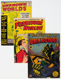 ACG Golden and Silver Age Group of 30 (ACG, 1949-67) Condition: Average GD/VG.... (Total: 30 Comic Books)