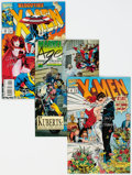 Modern Age (1980-Present):Miscellaneous, Kubert Family Autographed Modern Age Comics Group of 25 (Various Publishers, 1987-96) Condition: Average VF/NM.... (Total: 25 Comic Books)