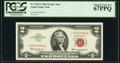 Small Size:Legal Tender Notes, Fr. 1513* $2 1963 Legal Tender Note. PCGS Superb Gem New 67PPQ.. ...
