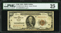Fr. 1890-K $100 1929 Federal Reserve Bank Note. PMG Very Fine 25
