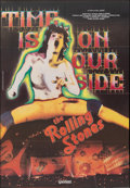 """Movie Posters:Rock and Roll, Let's Spend the Night Together (Gaumont, 1983). Folded, Very Fine+. Full-Bleed Italian 2 - Fogli (38.25"""" X 55"""") Ptah Artwork..."""