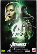 """Movie Posters:Action, Avengers: Infinity War (Walt Disney Pictures, 2018). Rolled, Very Fine+. Printer's Proof French Poster (46.5"""" X 69"""") DS Adva..."""