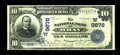 National Bank Notes:Colorado, Wray, CO - $10 1902 Date Back Fr. 619 The NB of Wray Ch. # (W)9676....