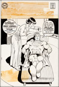 Original Comic Art:Covers, Curt Swan and Murphy Anderson Superman's Girl Friend, Lois Lane #98 Cover Original Art (DC, 1970)....