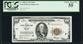 Fr. 1890-K $100 1929 Federal Reserve Bank Note. PCGS Choice About New 55