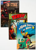 Golden Age (1938-1955):Miscellaneous, Four Color Group of 23 (Dell, 1944-62).... (Total: 23 Comic Books)