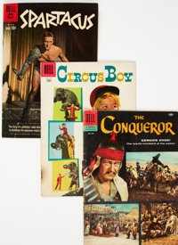 Four Color Group of 52 (Dell, 1955-61) Condition: Average VG.... (Total: 52 Comic Books)