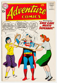 Adventure Comics #261 (DC, 1959) Condition: FN+