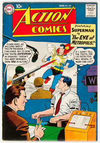 Action Comics #250 (DC, 1959) Condition: FN