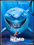 "Movie Posters:Animation, Finding Nemo (Disney, 2003). Very Fine+. Presskit (9"" X 12"") with Photos (8) (8"" X 10"") & Production Notes (39 Pages, 8.5"" X..."