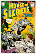 Silver Age (1956-1969):Horror, House of Secrets #29 (DC, 1960) Condition: FN/VF....
