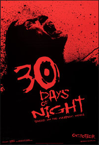 "30 Days of Night & Other Lot (Columbia, 2007). Rolled, Very Fine. One Sheets (3) (26.75"" X 39.75"" & 27..."