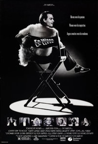 """Ed Wood (Buena Vista, 1994). Rolled, Very Fine-. One Sheet (27"""" X 40"""") DS. Comedy"""