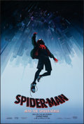 "Movie Posters:Action, Spider-Man: Into the Spider-Verse (Sony, 2018). Rolled, Very Fine+. One Sheet (27"" X 41"") DS Advance. Action.. ..."