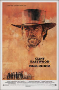 "Movie Posters:Western, Pale Rider (Warner Bros., 1985). Rolled, Very Fine+. One Sheet (27"" X 41"") SS, C. Michael Dudash Artwork. Western.. ..."
