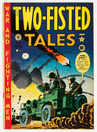 Two-Fisted Tales #23 (EC, 1951) Condition: FN-