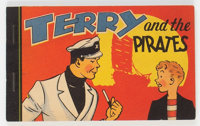 Terry and the Pirates Department Store Giveaway (Whitman Publishing Co., 1935) Condition: Qualified VF