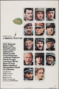 """A Bridge Too Far & Other Lot (United Artists, 1977). Folded, Very Fine-. One Sheets (3) (27"""" X 41""""). War..."""
