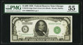 Small Size:Federal Reserve Notes, Fr. 2210-G $1,000 1928 Federal Reserve Note. PMG About Uncirculated 55.. ...