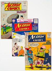 Action Comics Group of 6 (DC, 1956).... (Total: 6 Comic Books)