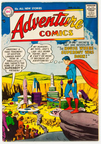 Adventure Comics #232 (DC, 1957) Condition: FN