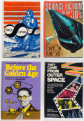 Books:Hardcover, Science-Fiction Hardcover Anthologies Group of 11 (Various, 1954-95).... (Total: 11 Items)