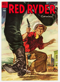 Red Ryder Comics #138 Mile High Pedigree (Dell, 1955) Condition: VF/NM