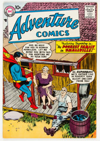 Adventure Comics #244 (DC, 1958) Condition: FN+