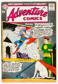 Adventure Comics #269 (DC, 1960) Condition: VG+