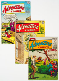 Adventure Comics Group of 5 (DC, 1954).... (Total: 5 Comic Books)
