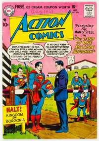 Action Comics #233 (DC, 1957) Condition: VG/FN