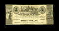 Obsoletes By State:Louisiana, Opelousas, LA- Board of Police of the Town of Opelousas $3 Dec. 24, 1838. ...