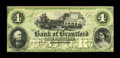 Canadian Currency: , Brantford, ON- Bank of Brantford $4 Nov. 1, 1859 Ch. 40-10-02-06....