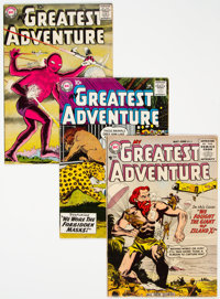 My Greatest Adventure Group of 7 (DC, 1956-63) Condition: Average FN.... (Total: 7)