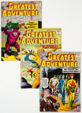 Silver Age (1956-1969):Adventure, My Greatest Adventure Group of 22 (DC, 1959-63) Condition: Average FN.... (Total: 22 )