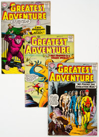 My Greatest Adventure Group of 22 (DC, 1959-63) Condition: Average FN.... (Total: 22 )