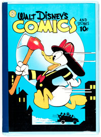 The Carl Barks Library of Walt Disney's Donald Duck Volume VII (Another Rainbow, 1988)