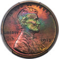 Proof Lincoln Cents, 1913 1C PR67+ Red and Brown PCGS. CAC....
