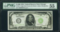 Small Size:Federal Reserve Notes, Fr. 2211-G $1,000 1934 Federal Reserve Note. PMG About Uncirculated 55.. ...