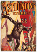 Pulps:Science Fiction, Astounding Stories - January 1932 (Street & Smith) Condition: GD....