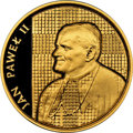 Poland: People's Republic gold Proof 5000 Zlotych 1989-MW PR70 Ultra Cameo NGC