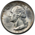 1932-D 25C MS64 PCGS. PCGS Population: (686/88 and 32/6+). NGC Census: (227/24 and 5/0+). CDN: $1,500 Whsle. Bid for NGC...