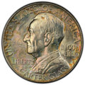 1936 50C Lynchburg MS67 PCGS. PCGS Population: (124/1 and 24/0+). NGC Census: (100/3 and 3/0+). CDN: $700 Whsle. Bid for...