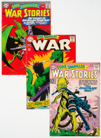 DC Silver to Bronze Age War Comics Group of 26 (DC, 1954-77) Condition: Average VG+.... (Total: 26 )