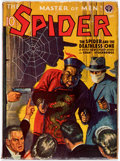 Pulps:Hero, The Spider - September 1941 (Popular) Condition: VG/FN....