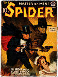 Pulps:Hero, The Spider - August 1941 (Popular) Condition: VG....
