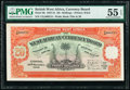 British West Africa West African Currency Board 20 Shillings 29.11.1948 Pick 8b PMG About Uncirculated 55 EPQ