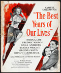 "Movie Posters:Academy Award Winners, The Best Years of Our Lives (RKO, 1946). Fine-. Uncut Pressbook (34 Pages, 14"" X 17""). Academy Award Winners.. ..."