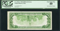 Fr. 2152-C $100 1934 Light Green Seal Federal Reserve Note. PCGS Extremely Fine 40