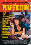 """Movie Posters:Crime, Pulp Fiction (Miramax, 1994). Rolled, Very Fine+. One Sheet (27"""" X 40"""") SS. Crime.. ..."""